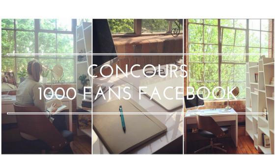 Concours 1000 Fans Facebook - L'Allée du monde - Gabrielle Narcy - vivre à l'étranger blog