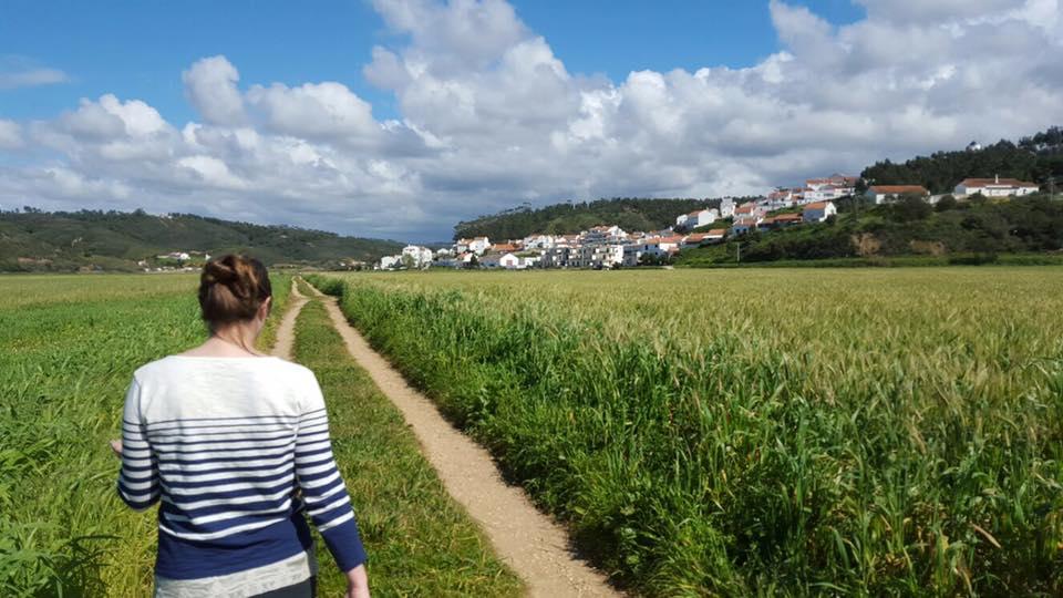 Algarve Portugal L'Allée du monde Gabrielle Narcy expatriation
