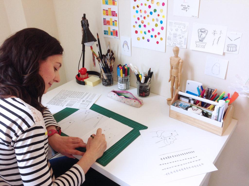 Camille Medina Illustratrice