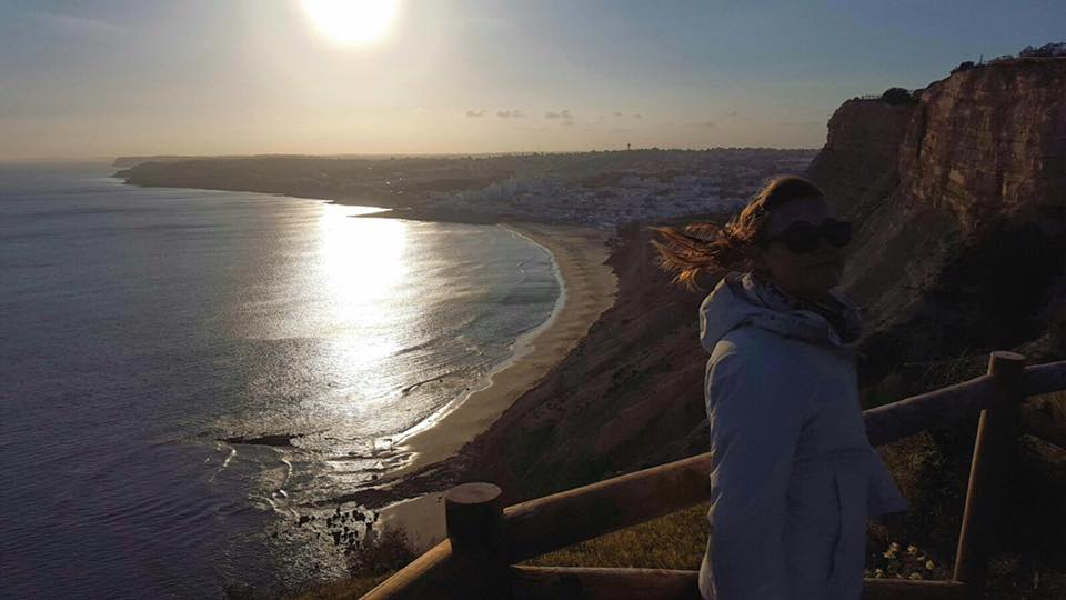 Lagos Algarve Portugal L'Allée du monde Gabrielle Narcy blog expatriation